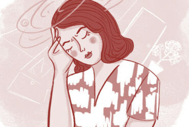 Что за день – опять мигрень?! Средство от боли, чтобы не было тяжко – в помощь аппликатор «Ромашка»!